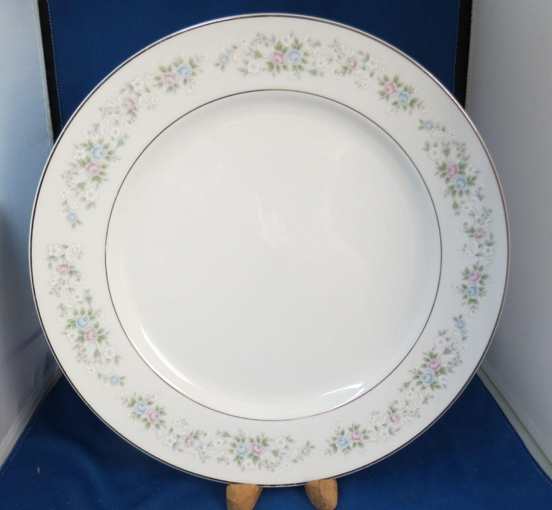 Vintage Carlton China Serving Dish Pattern Corsage 481 Made in Japan ...