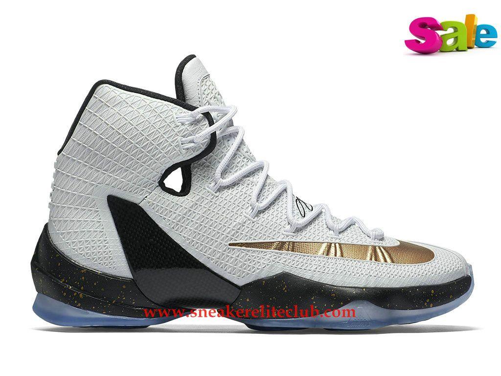 Nike LeBron XIII Elite in Akronite; my new shoes!