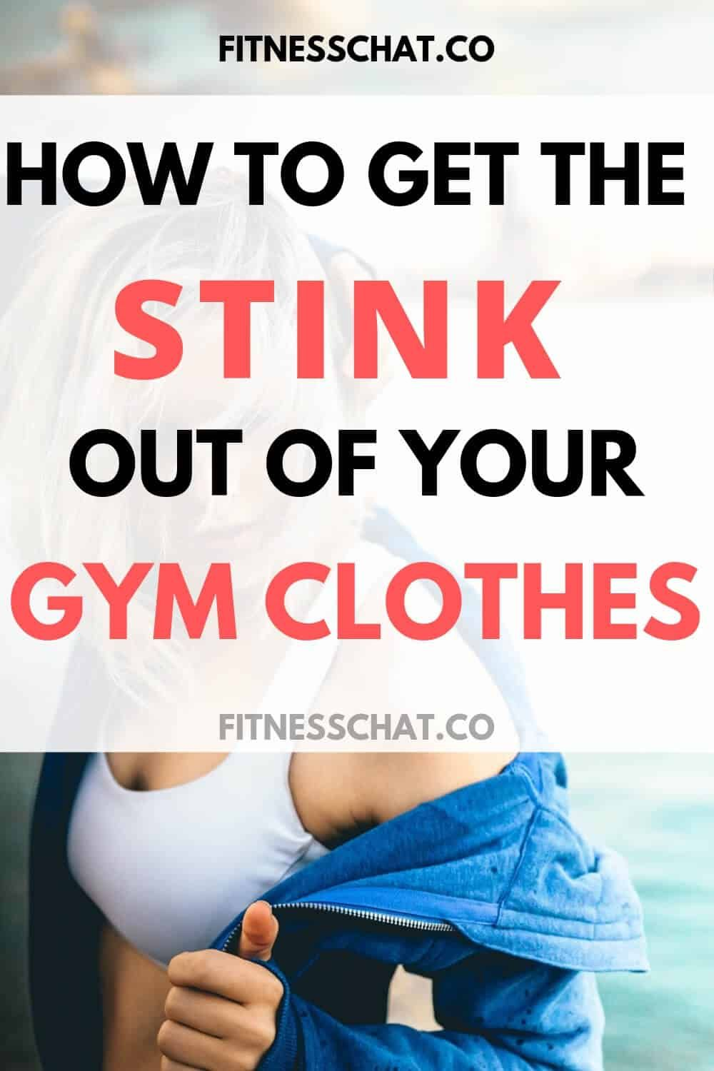 How To Get The Musty Smell Out Of Gym Clothes Free Workout Plans