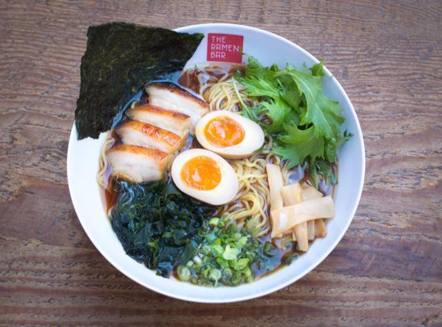 Top 9 Sf Noodle Shops Travel Food Noodle House Ramen House