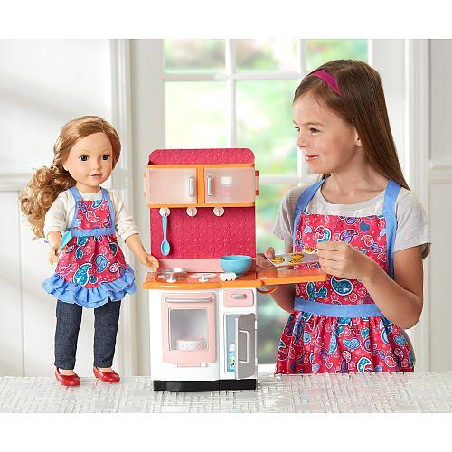Kitchen Set Toys R Us: American Girl Doll Furniture