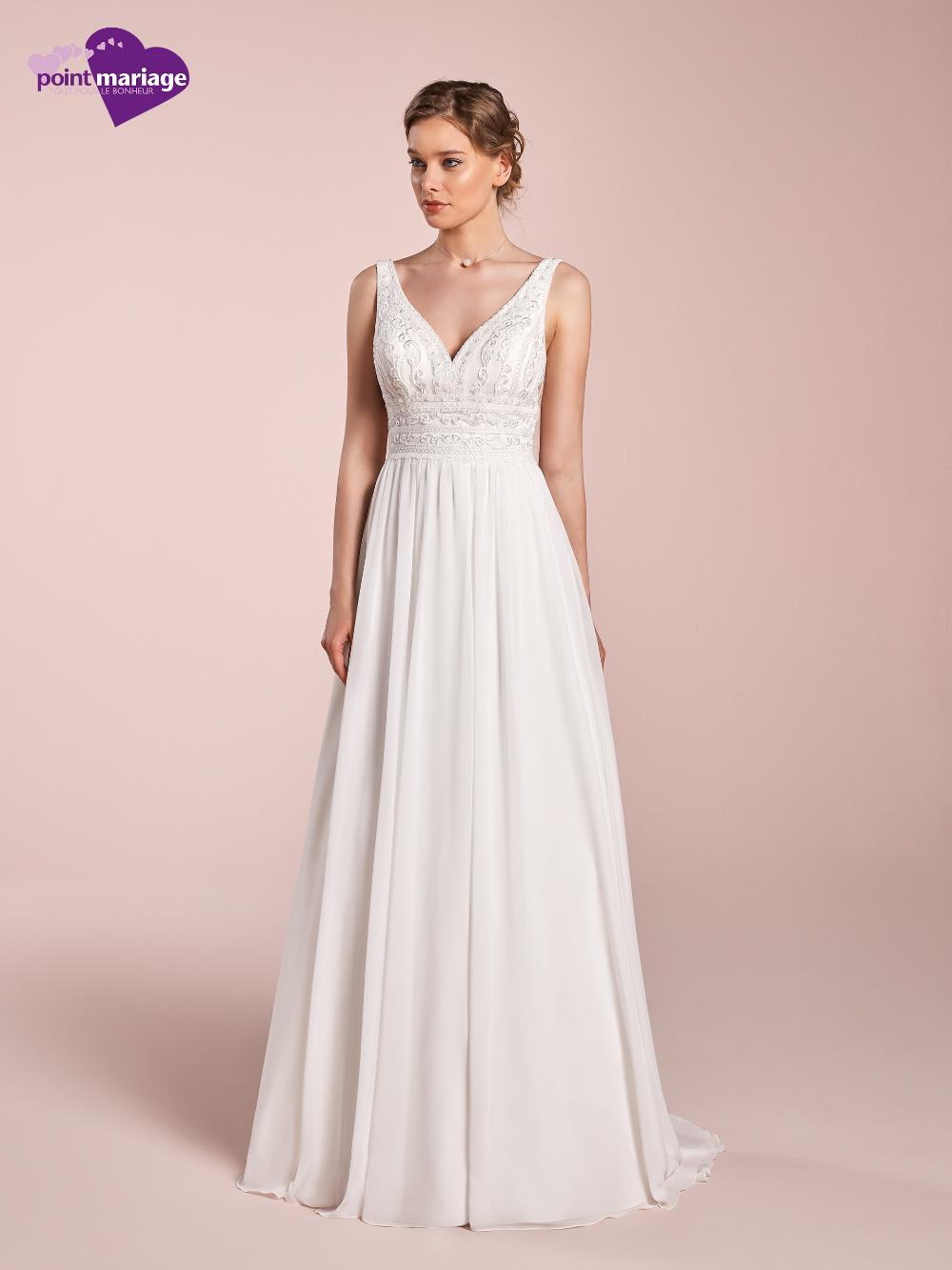 Épinglé sur Robe de mariée Collection 202