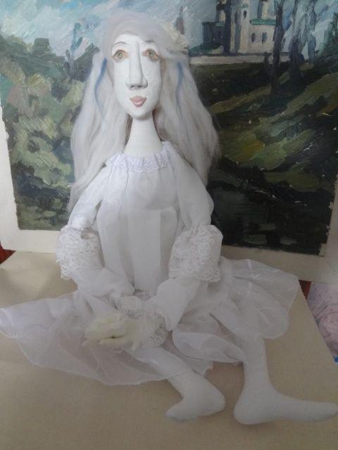 Куклы из паперклея, фарфора, самозатвердевающих масс и т.п. - Страница 3 - Форум
