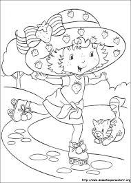 Image Result For Desenho Colorir Moranguinho Aniversario Desenho