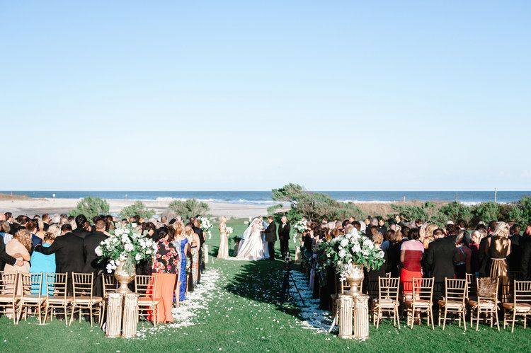 Dunes Golf And Beach Club Wedding By Pasha Belman Photography