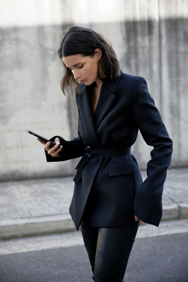 Image result for all black outfits professional