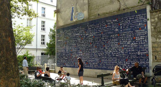 El París más romántico en Montmartre