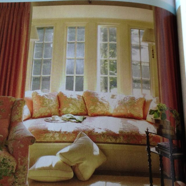 Bay Window Nook bay window nook | for the home | pinterest | nook, window and bay