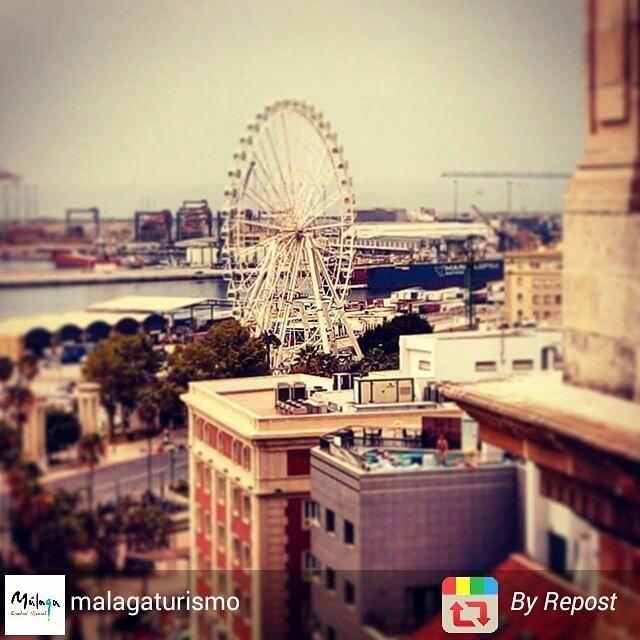 Feliz día de la Victoria, patrona de esta bella ciudad  #Malaga