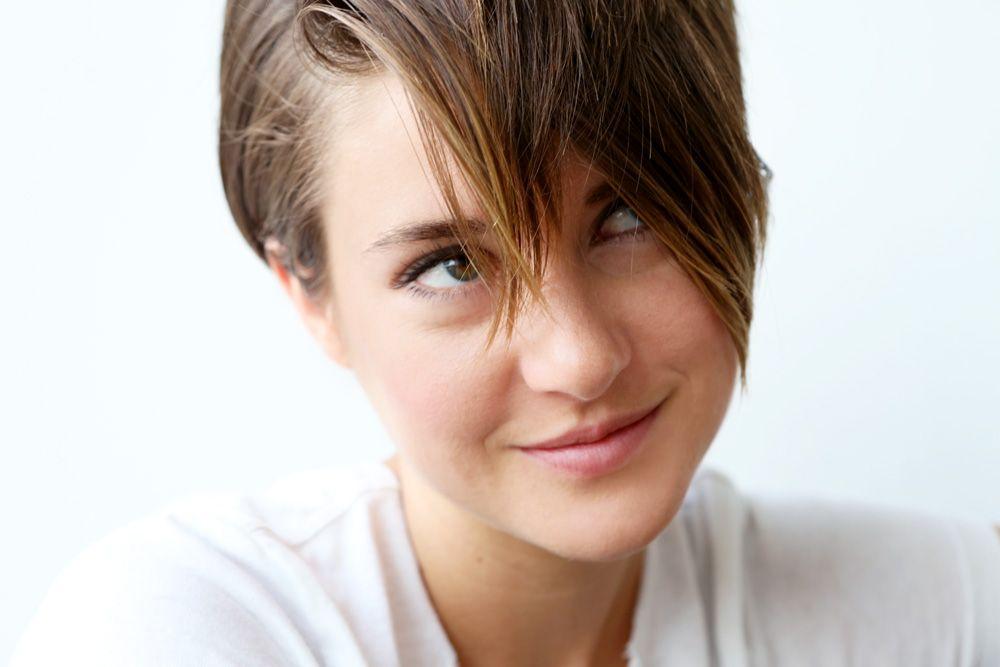 Shailene-Woodley Haircut