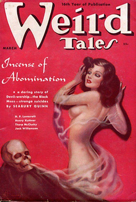 Magazine weird pdf tales