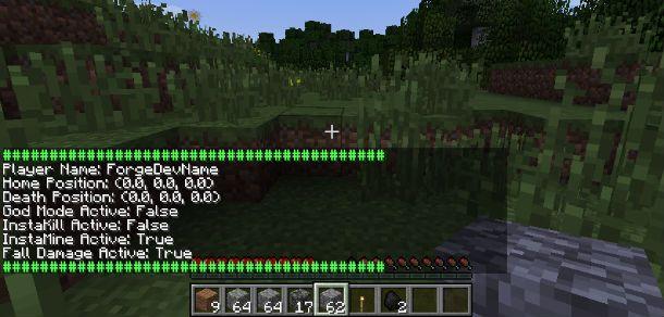 Minecraft Multi Player Commands 1 7 10 Mod   Minecraft Mods