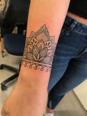 Photo of 47 mode fleur manches américain traditionnel de tatouage