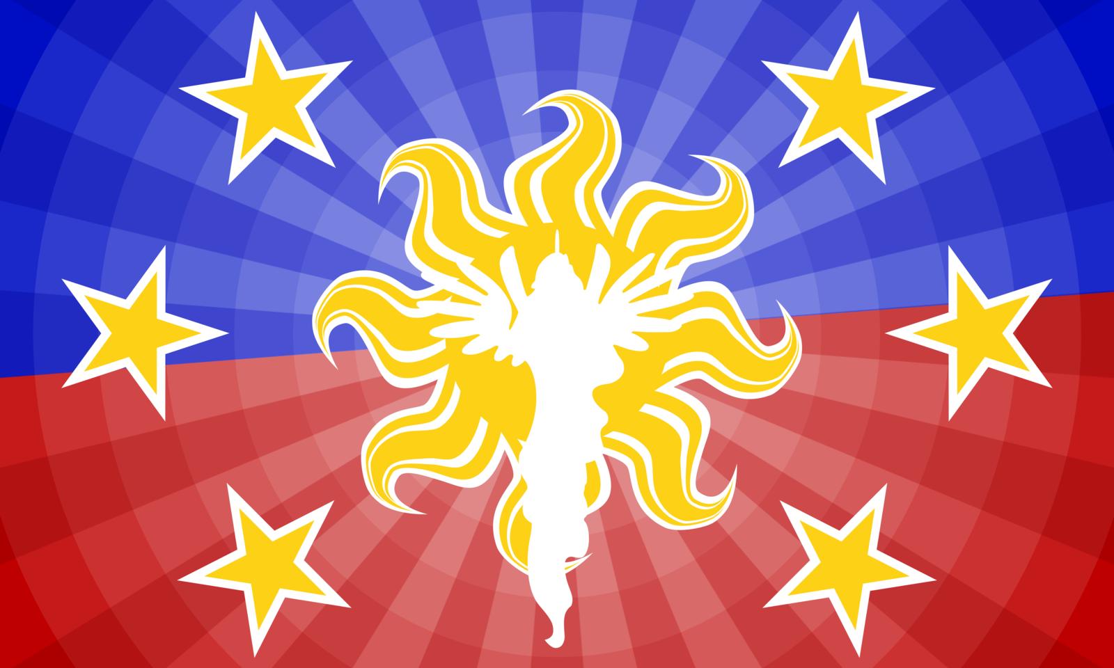 Philippine Brony Vector Flag