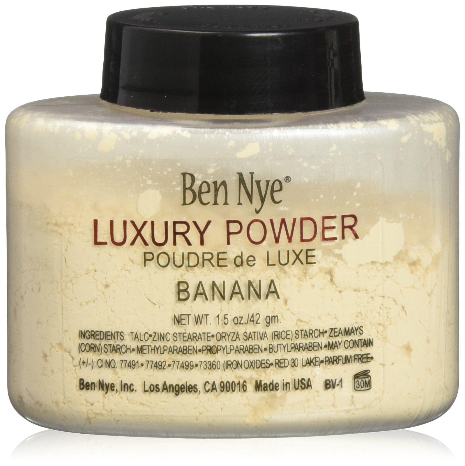Ben Nye Luxury Powder Face Makeup Banana 1.5 oz. * Find