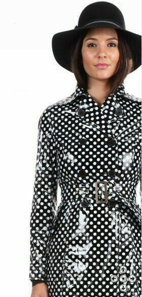 Karen King   The Beauty of Rainwear   Pinterest   Pvc regenmantel ... 0f2dd4a573