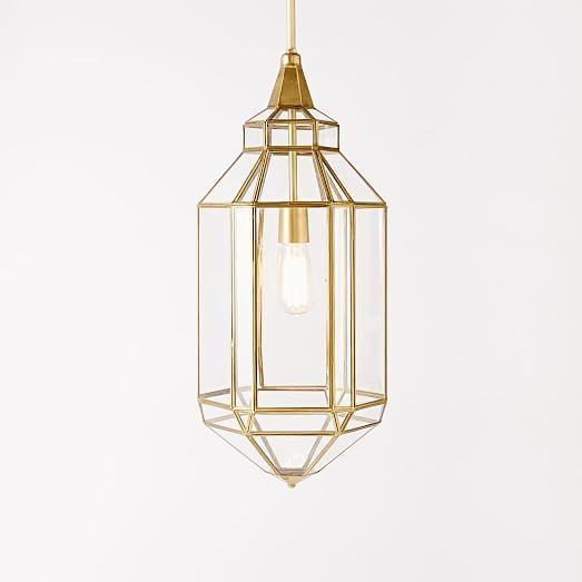 Moroccan Glass Pendants | west elm  sc 1 st  Pinterest & Moroccan Glass Pendants | west elm | philmont house | Pinterest ...
