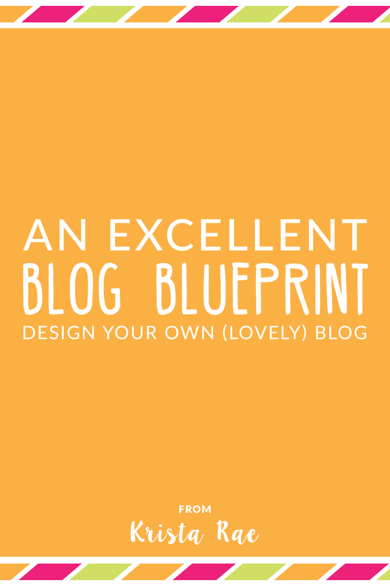 An excellent blog blueprint design your own lovely blog an excellent blog blueprint design your own lovely blog malvernweather Gallery