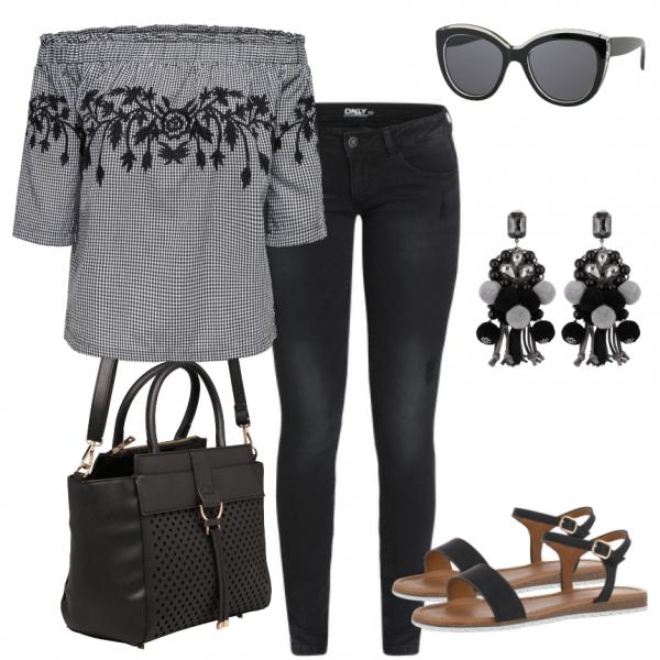 Freizeit Outfits: CarmenStyle bei FrauenOutfits.de