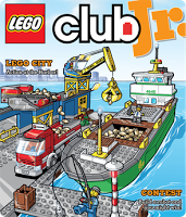 Cheap Mama Chick: Free Subscription to Lego Magazine or Lego Club Jr...