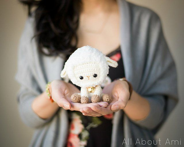 Free Amigurumi Lamb : Best free easter crochet patterns including easter eggs bunny
