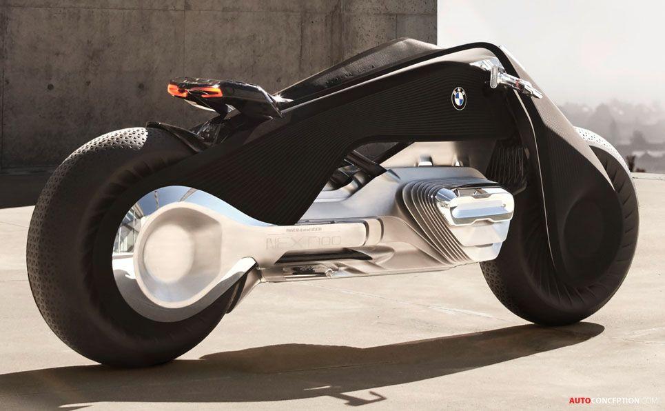ofertas exclusivas conseguir baratas vendible BMW Motorrad VISION NEXT 100 Concept Bike Revealed | Cycle ...