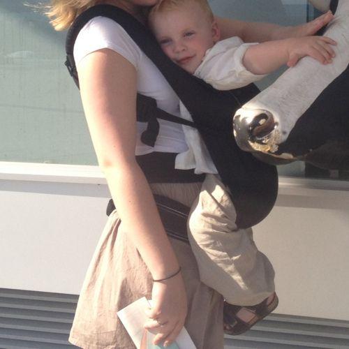 Ergobaby Toddler carrier
