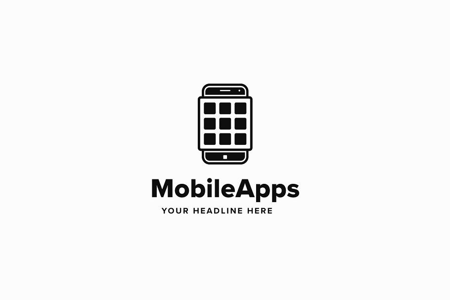 mobile apps logo template apps mobile logo templates logos design