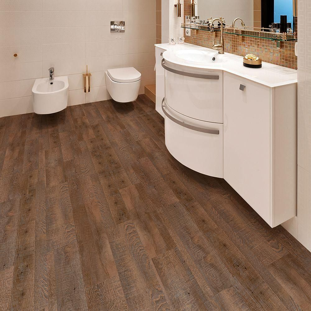 Trafficmaster allure ultra 75 in x 476 in 2 strip rustic trafficmaster allure ultra rustic hickory resilient vinyl flooring 4 in take home the home depot dailygadgetfo Image collections
