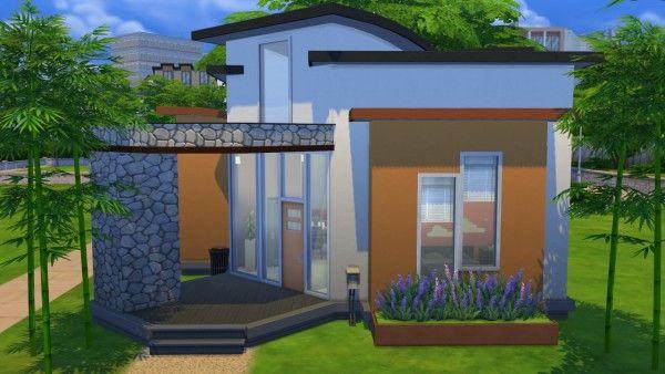 Totally Sims Modern Family Starter Sims 4 Downloads Sims House Sims House Design Sims 4 House Design