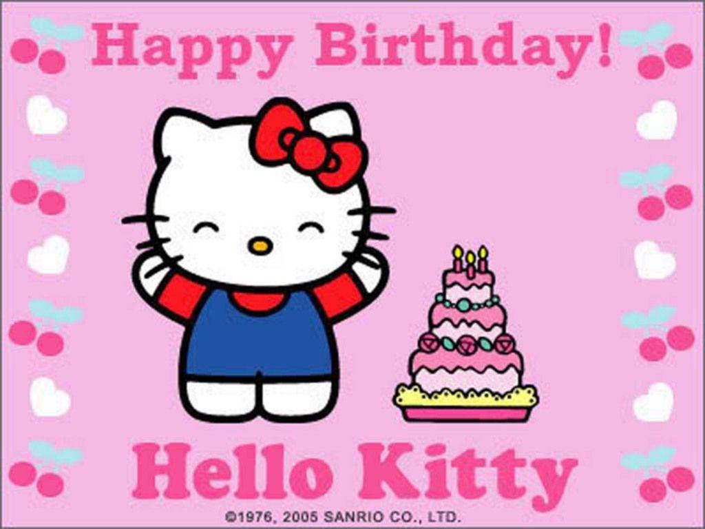 Life S Adventure April 2011 Hello Kitty Birthday Cake Hello Kitty Birthday Hello Kitty