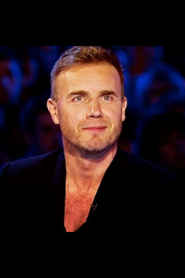 Gary Barlow And That Hot Chest Again