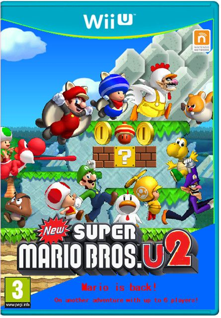 new super mario brothers wii 2