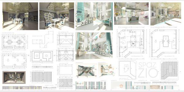 architecture presentations layaouts planos arquitectura