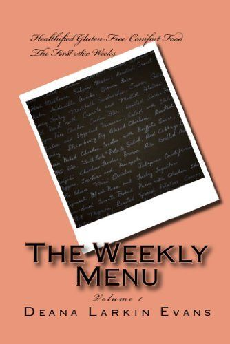 Pin by J Smith on Lovely   Weekly menu, Food, Gluten free