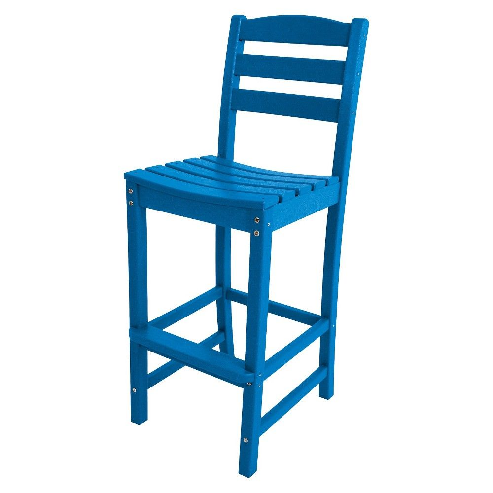 polywood la casa bar height patio dining side chair products
