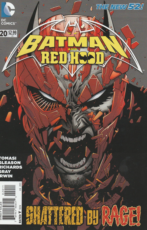 Batman And Robin # 20 Dc Comics The New 52