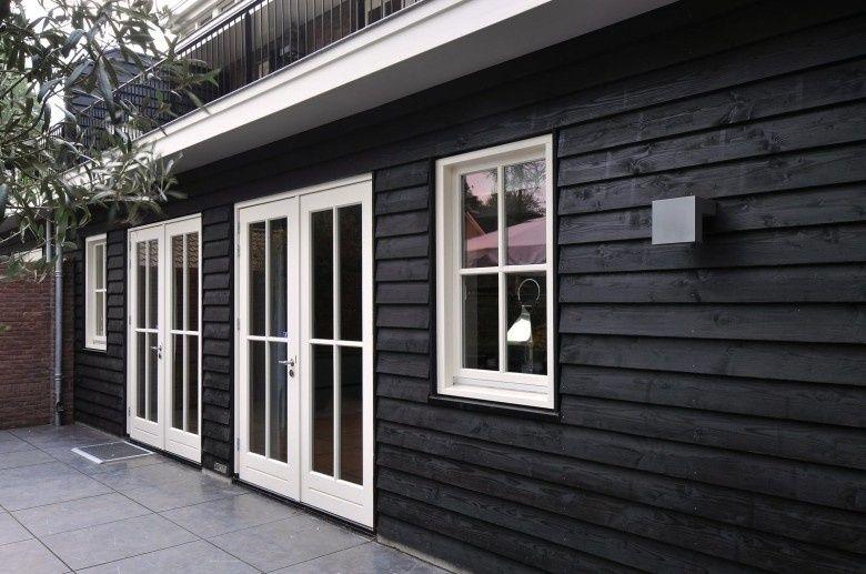 Belgische koolteer zwart 5L Hauswand, Hausfassade und