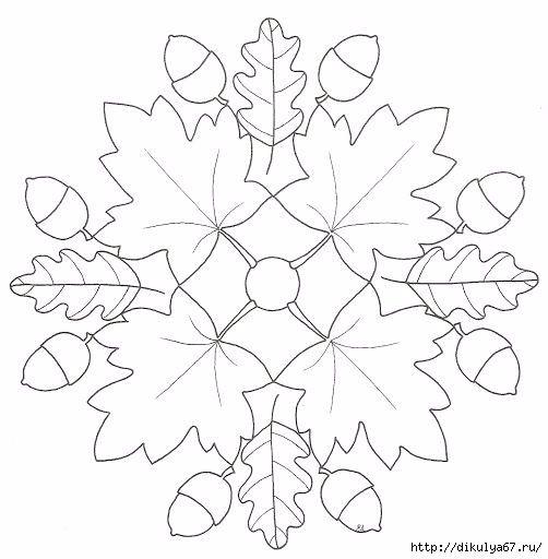 2 (502x512, 109Kb) | трафарет | Pinterest | Zeichnen lernen ...