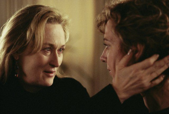 "Meryl Streep and Allison Janney in ""The Hours"""