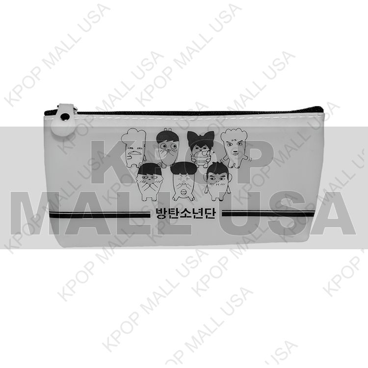 BTS / Bangtan Boys HipHop Monster Pencil Pouch