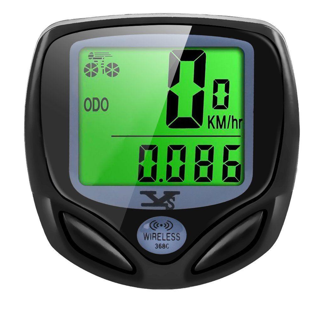 Sy Bicycle Speedometer And Odometer Wireless Waterproof Cycle Bike