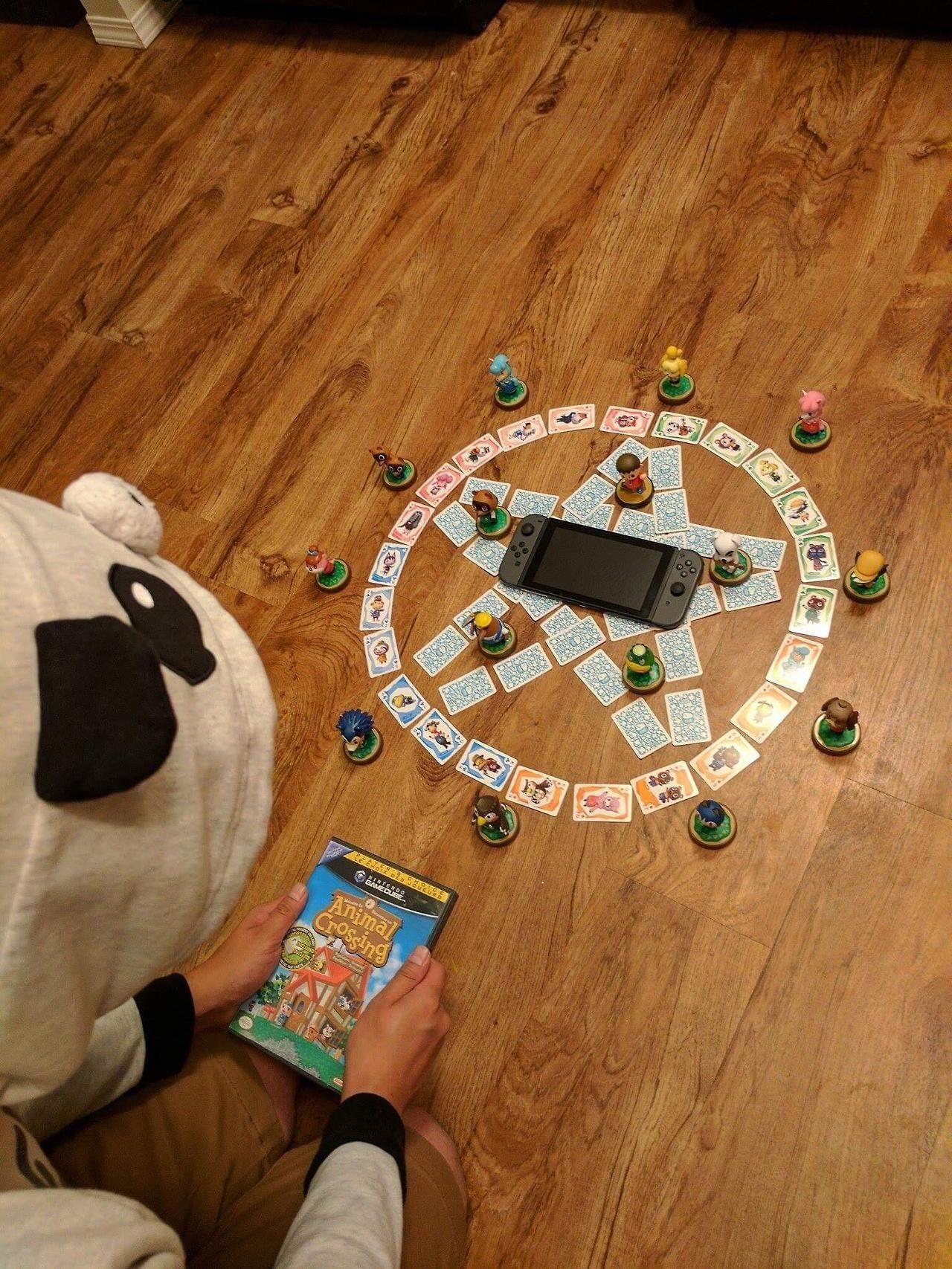 Summoning My Nintendo E3 Dream via /r/gaming Animal