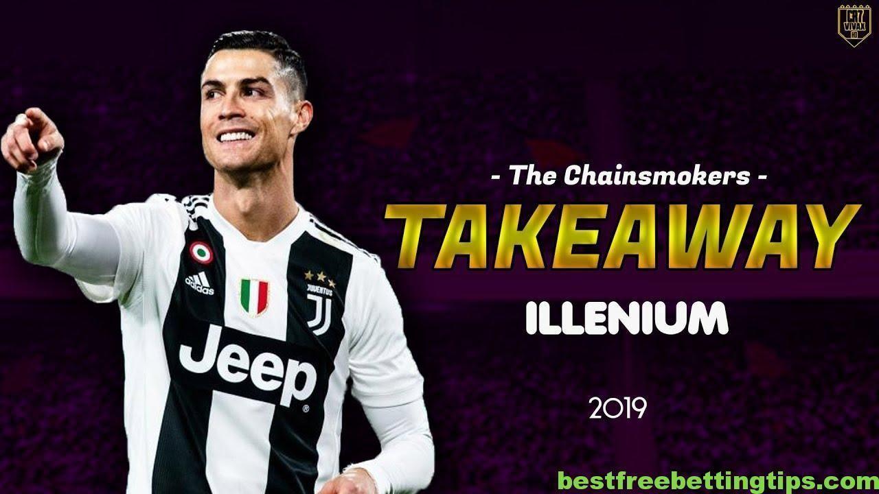 Cristiano Ronaldo 2019 The Chainsmokers ILLENIUM Takeaway