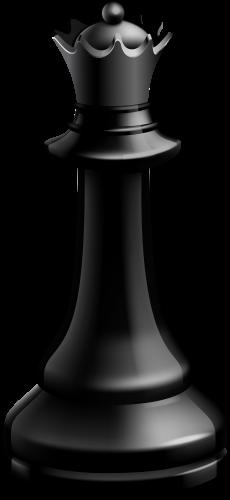 Queen Black Chess Piece Png Clip Art Chess Queen Chess King King Chess Piece