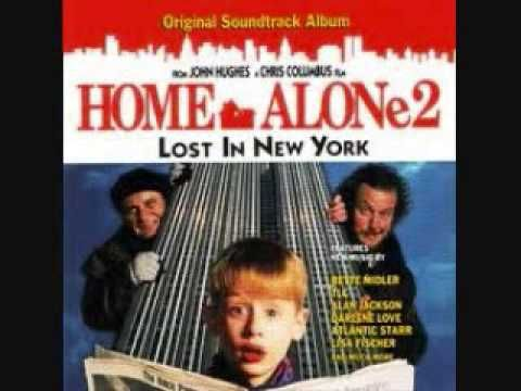 Home Alone 2 Lost In New York Soundtrack Track 01 All Alone On