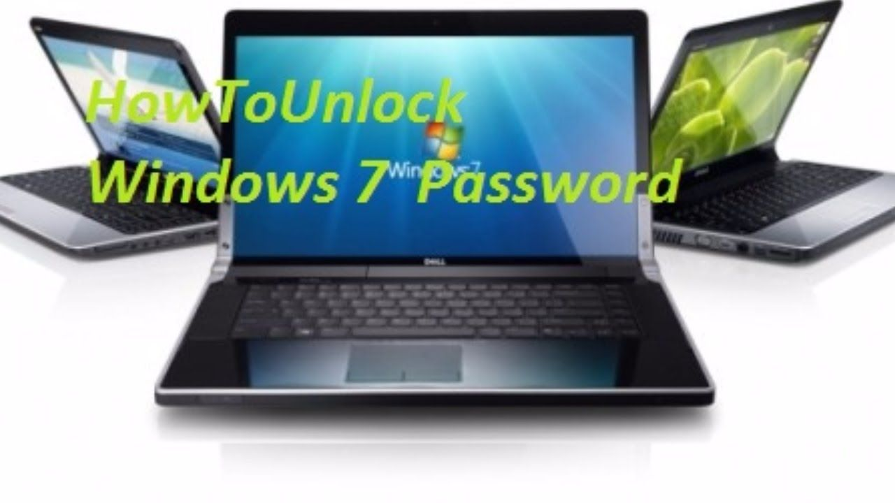How to unlock windows 7 password 100 works in hindi 2017