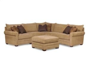 7080PCSECT By Craftmaster Furniture In Claremont, NH   Craftmaster Sectional