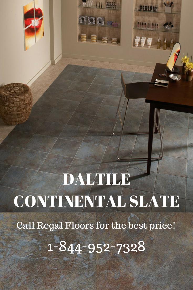 Daltile Continental Slate 12 X 12 Tuscan Blue Porcelain Tile Daltile Tile Inspiration Slate