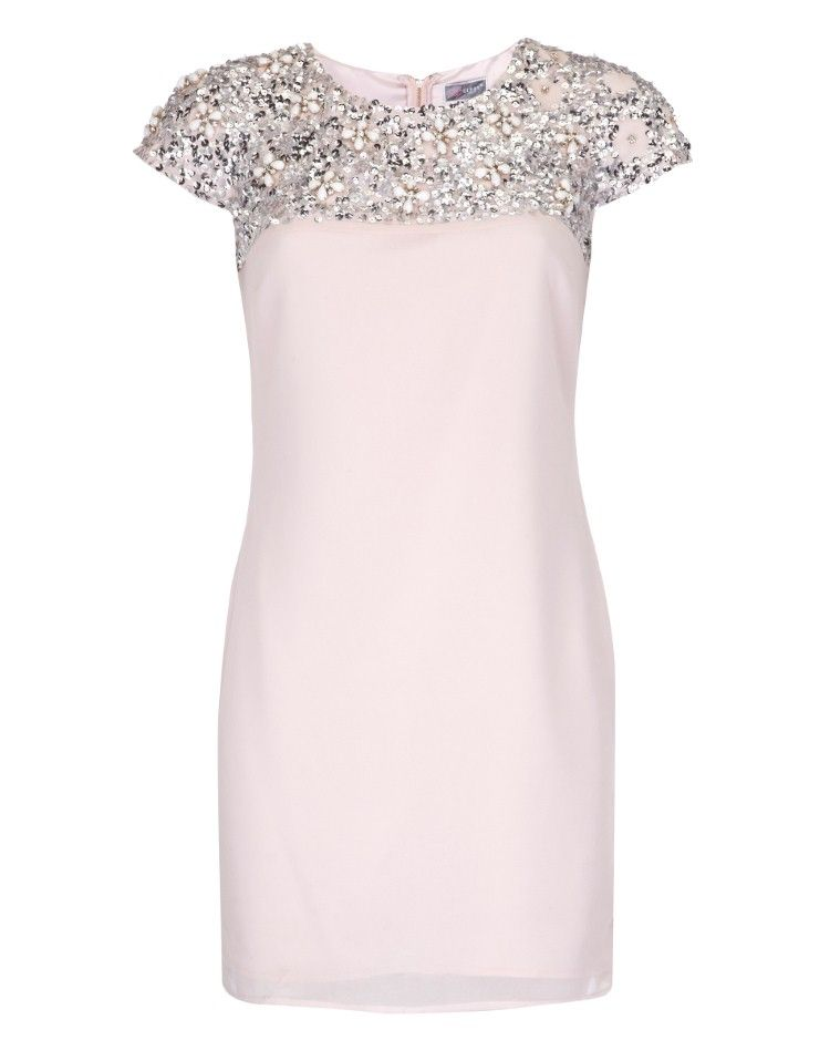 d5da330f6a51 Lipsy Beaded Top Shift Dress  perfect dress for rehearsel dinner ...
